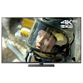 "Panasonic 75"" Smart, 4K, UHD TV."