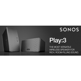 SONOS Play:3 Intense, immersive sound.  - 1