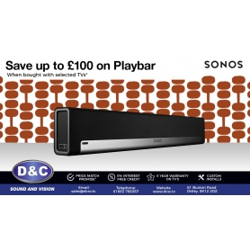 Sonos Playbar: The Home Cinema Soundbar & music streaming speaker. - 1