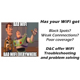 WiFi Problem Solving