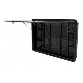 Weatherproof Outdoor TV Cabinet - 1