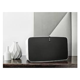 SONOS Play:5 (White) Ultimate listening experience with the purest, deepest, most vibrant sound.